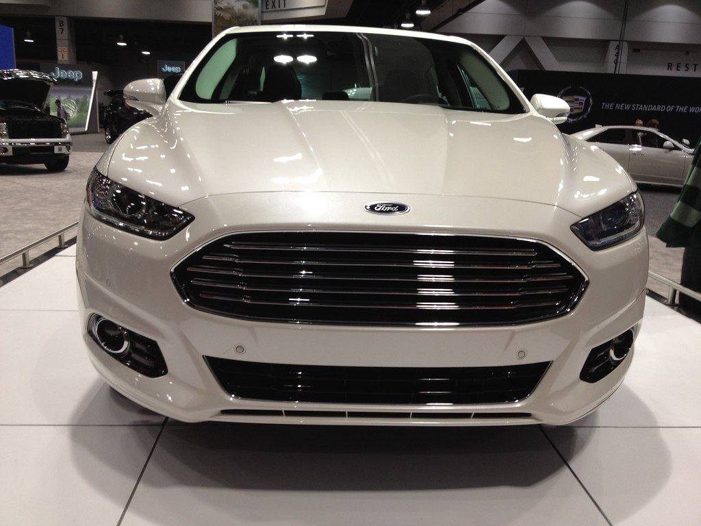 Ford Fusion Reviews  Ford Fusion Price Photos and Specs