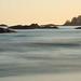 Mackenzie Beach sundown
