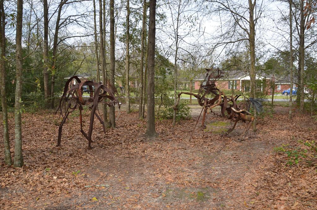 Georgia Southern University Botanical Garden Wildlife C Flickr