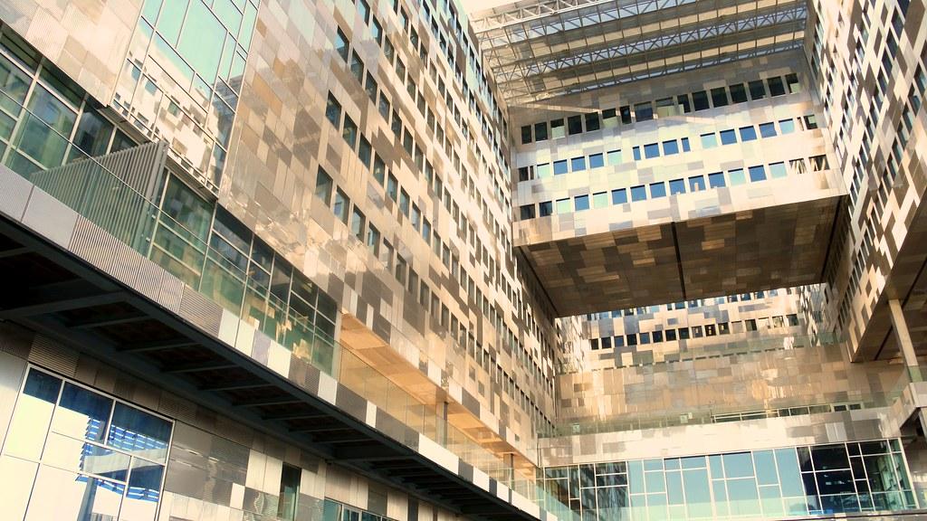 L1050010 h tel de ville de montpellier jean nouvel jean baptiste maurice - Hotel de ville montpellier jean nouvel ...