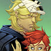 Luther Strode Pin-up: Big Planet Comics