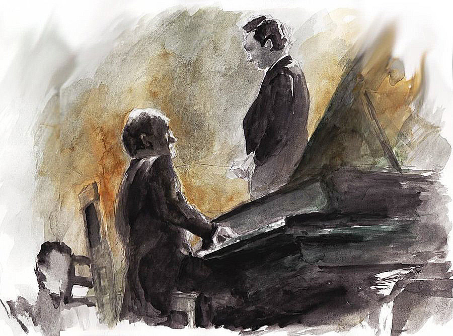 Sviatoslav Richter Svyatoslav Richter - Frédéric Chopin Chopin Concert From The Great Hall Of The Moscow Conservatorium May 30 1949