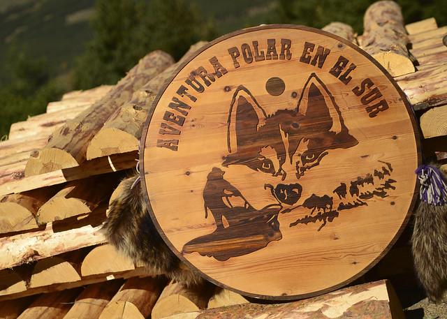 Logotipo de Aventura Polar en el Sur