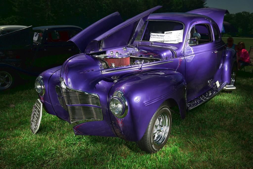 1940 Dodge Coupe (2016 Blue Ridge Community College Car Sh… | Flickr