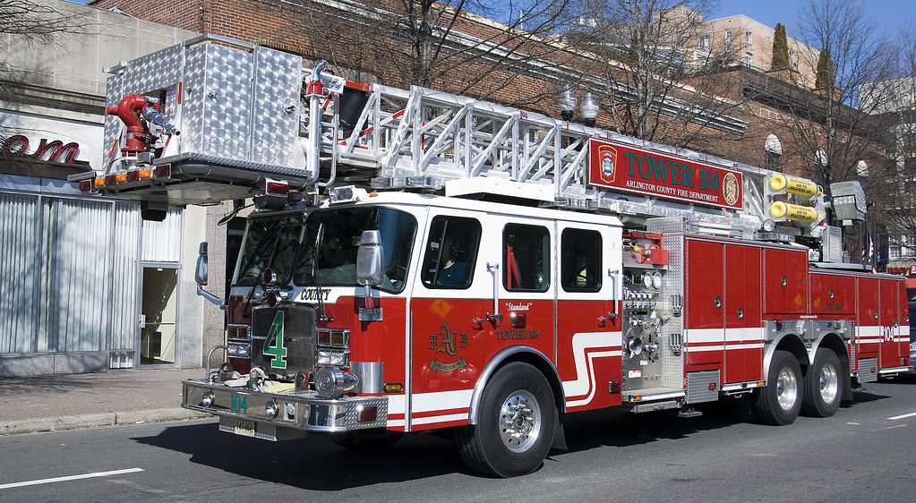Tower 104 -- Arlington County (VA) Fire Department Februar ...