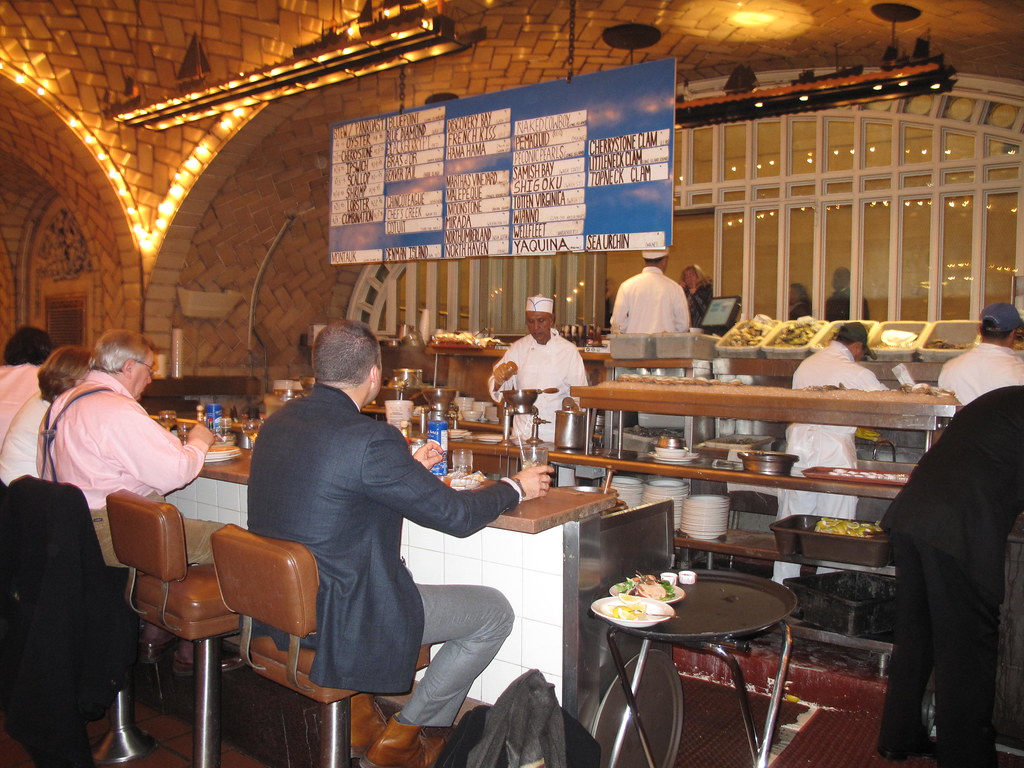 Grand Central Oyster Bar And Restaurant