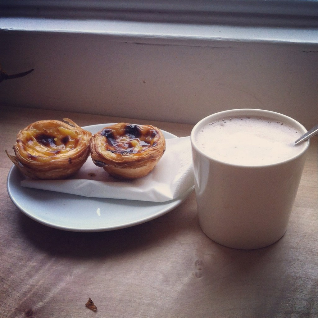 Pasteis De Nata Cafe Kemal