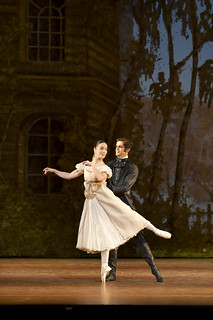 Laura Morera as Tatiana, and Federico Bonelli as Onegin in Onegin © ROH / Bill Cooper 2010 | by Royal Opera House Covent Garden