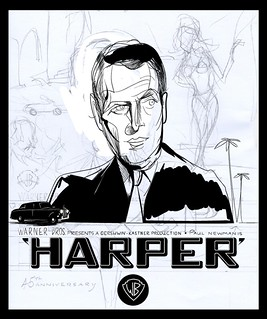 Work in progress : Harper, no. 2 | by Antony Hare, P.I.