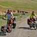 Cycling In Krgyzstan