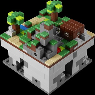 21102 LEGO Minecraft - 4 | by fbtb