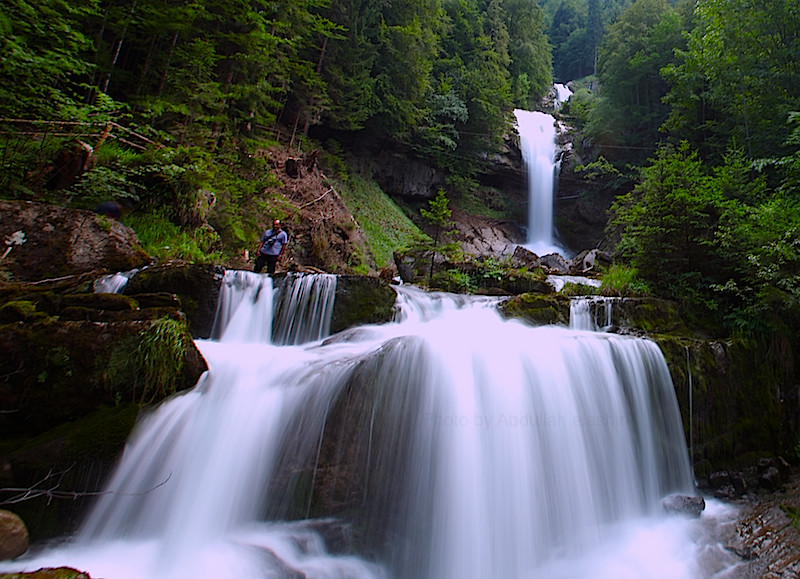 Image result for giessbach waterfalls
