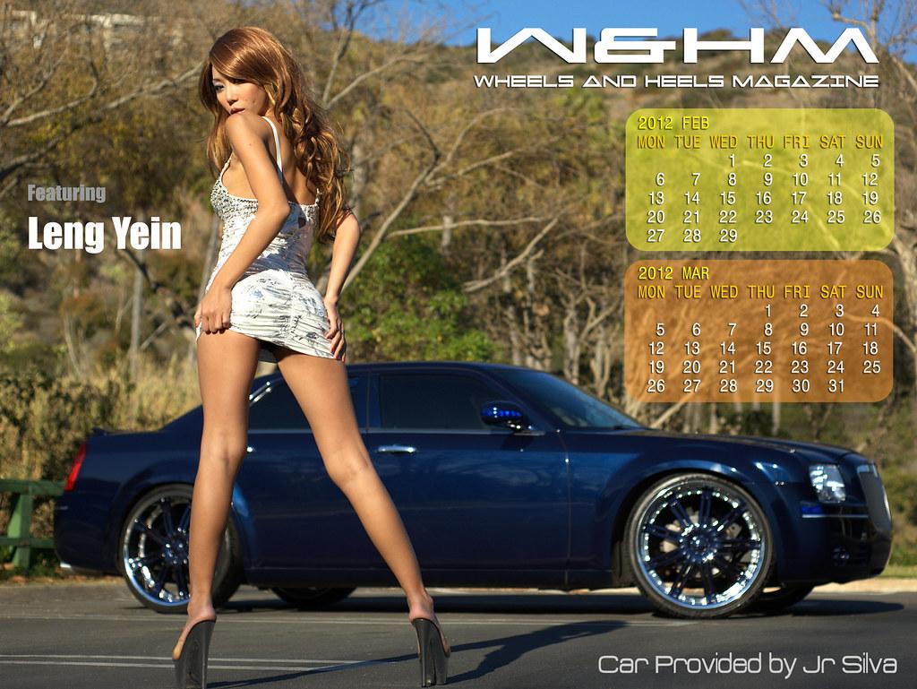 w u0026bm - wheels and heels magazine