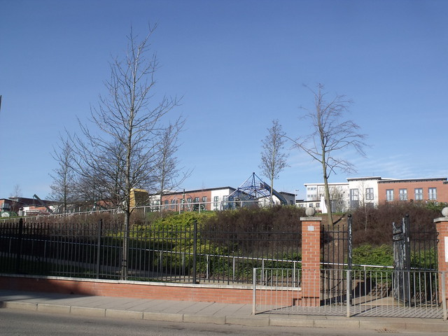 Park Central Lee Bank Birmingham Moonlite Park