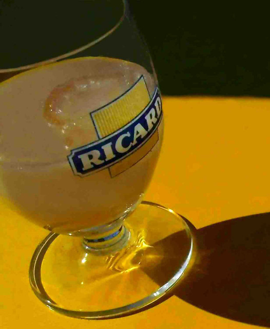 ein glas ricard un verre ricard a glas of ricard flickr photo sharing. Black Bedroom Furniture Sets. Home Design Ideas