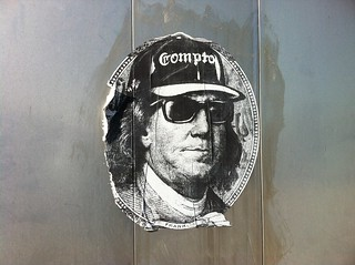 Gangster Benjamin Franklin from Compton | by Philip Taylor PT