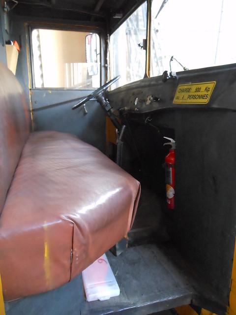 camion de maintenance lac trolleybus citro n p45 6 mars. Black Bedroom Furniture Sets. Home Design Ideas