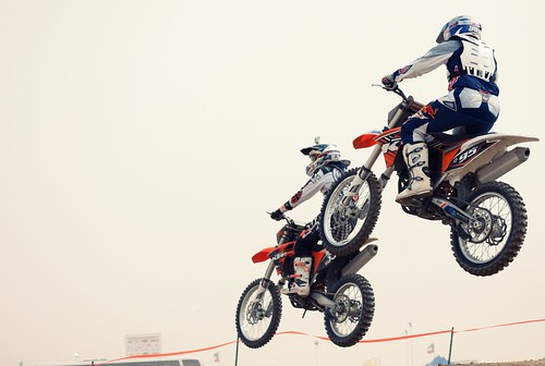 The International Motocross Challenge 2012 - Kuwait | by Fstop Mathai