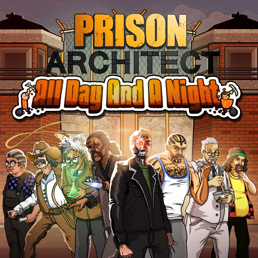 Prison Architect All Rooms Booked Programs