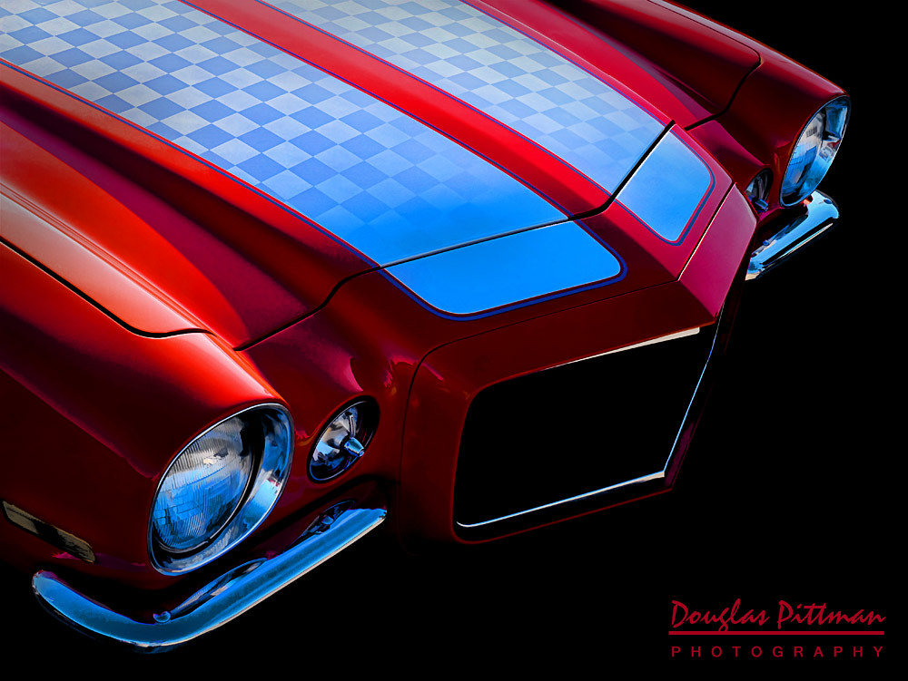 Camaro Custom Paint