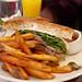 Pulled Pork Sandwich @ Rose Water Restaurant