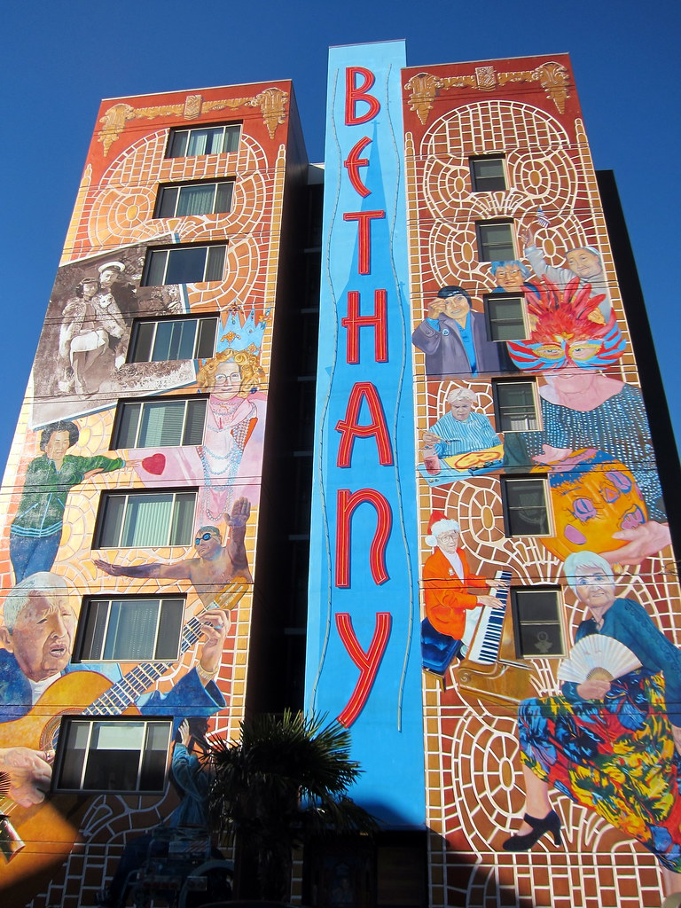 San Francisco - Mission District: Bethany Center - Salud ...