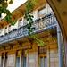 Art Nouveau building - courtyard