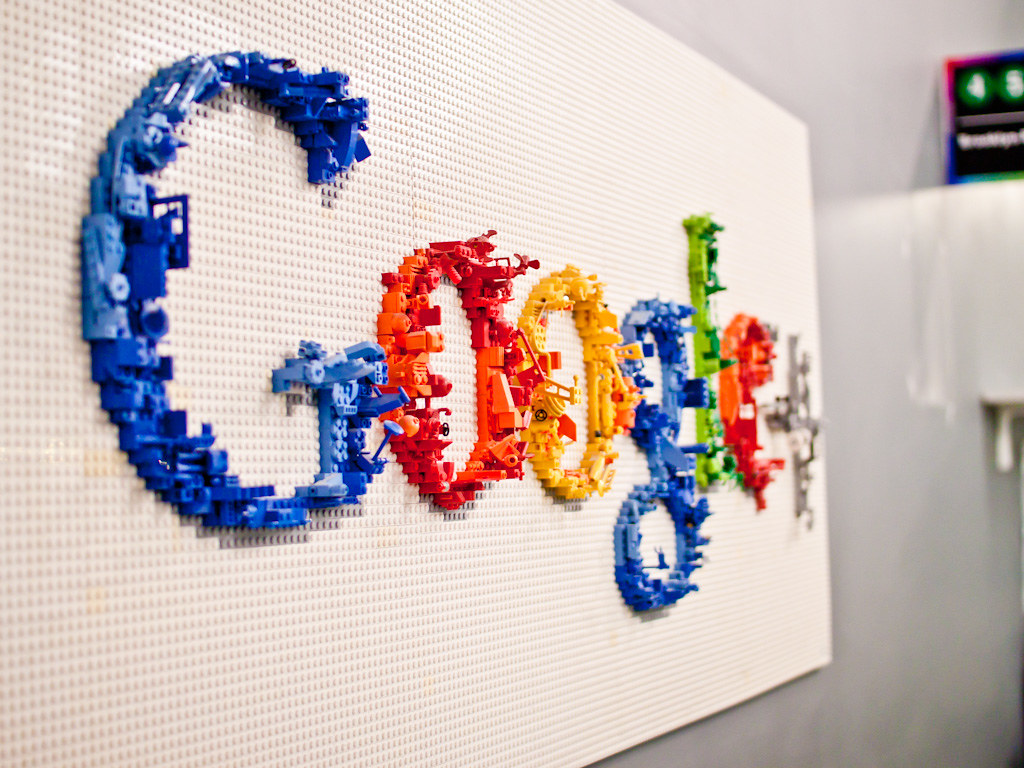 Google Lego sign   one of my favorite signs in the office ...