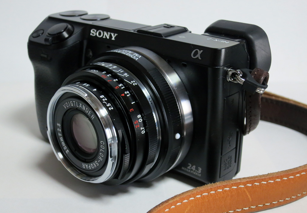 35mm F2.5 Pii | Flickr