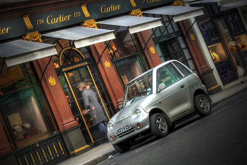 Cartier, Bond Street London | by violinconcertono3