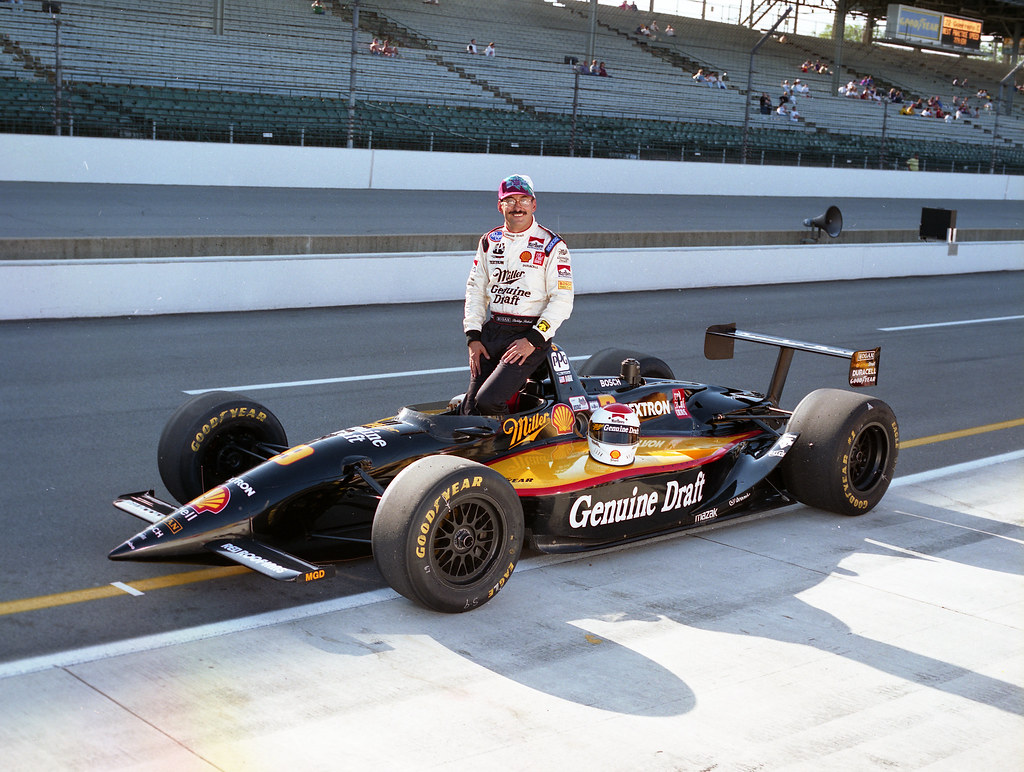 1995 Bobby Rahal Indianapolis Motor Speedway Flickr