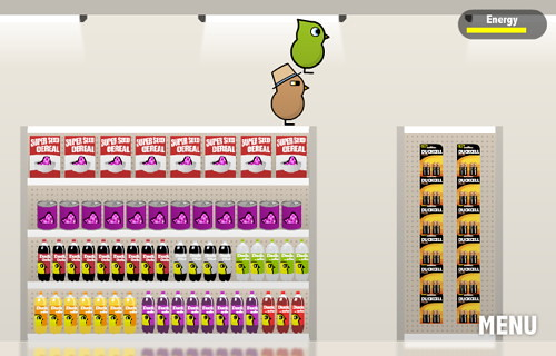 how to clean a live duck
