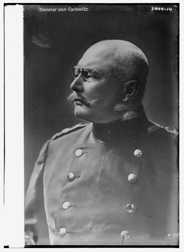 General von Carlowitz  (LOC) | by The Library of Congress