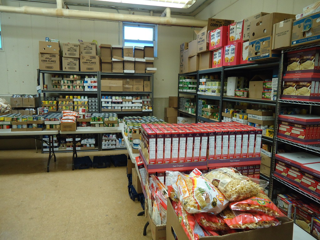 Church Food Pantry For Friday In Berks Pa