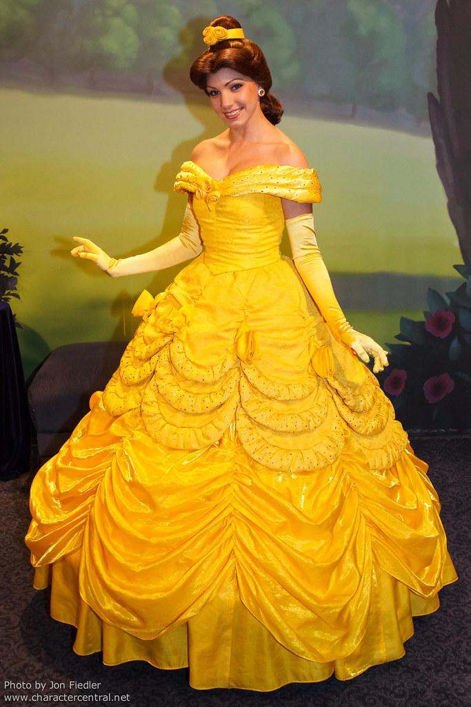 Disney S Belle Images: WDW Feb 2012 - Meeting Belle