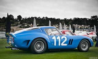 Blue 250 GTO | by DryHeatPanzer