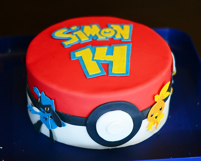 Pokemon Cake Flickr Photo Sharing