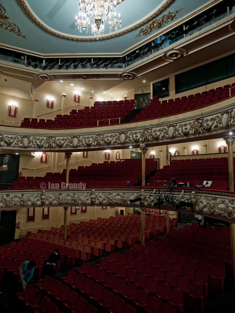 Grand Theatre 8887 Swansea Grand Theatre Opened In 1897