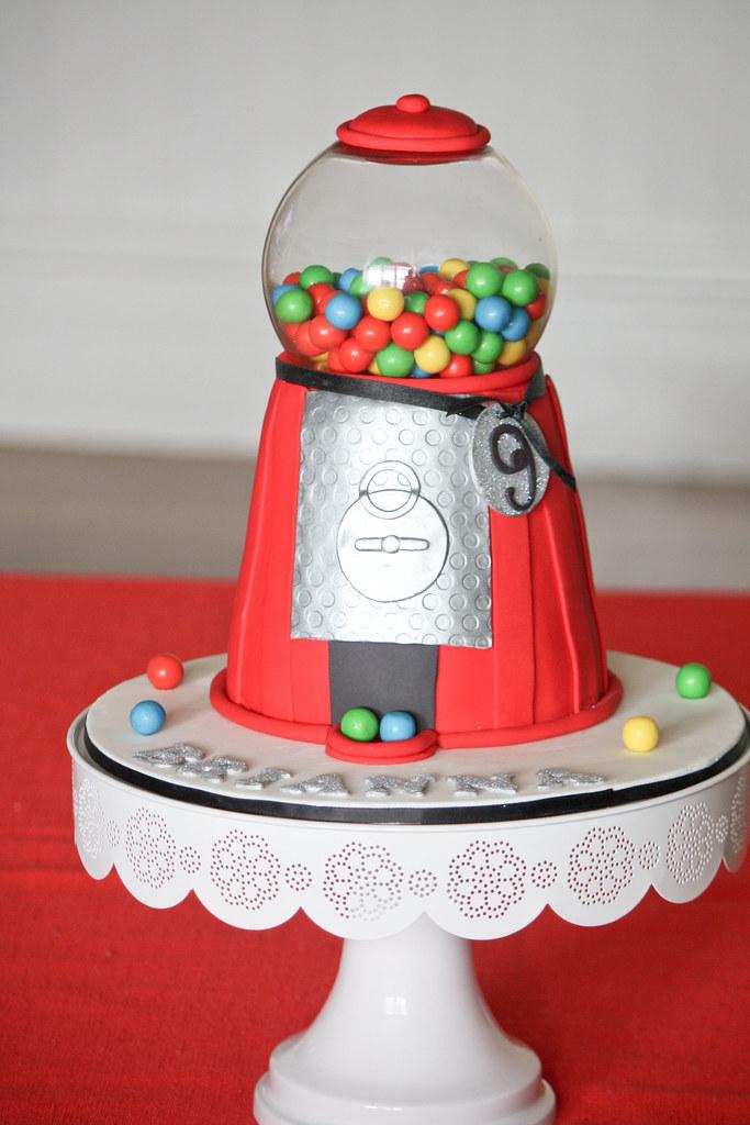 Herbhert Birthday Cake