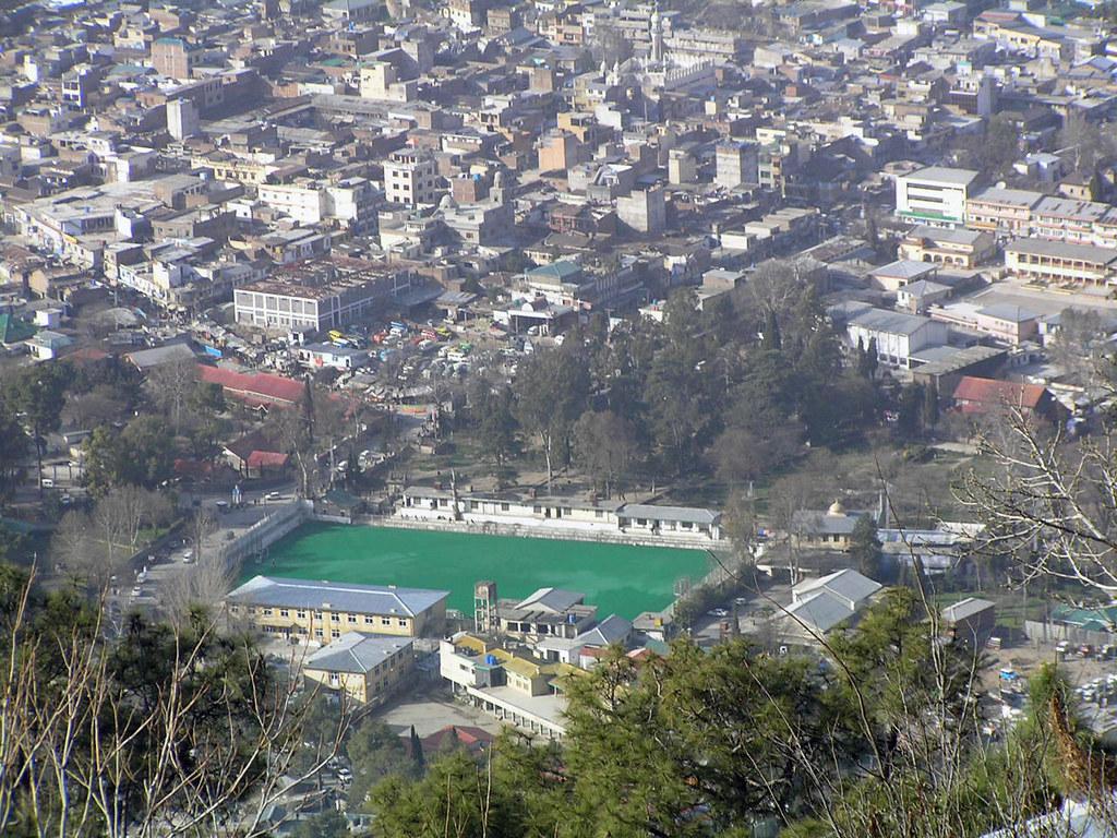 Abbottabad City