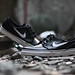 Nike SB Zoom Stefan Janoski Black Perforated