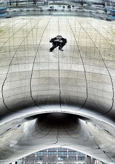 Cloud Gate - Anish Kapoor - 13 | by @ThetaState