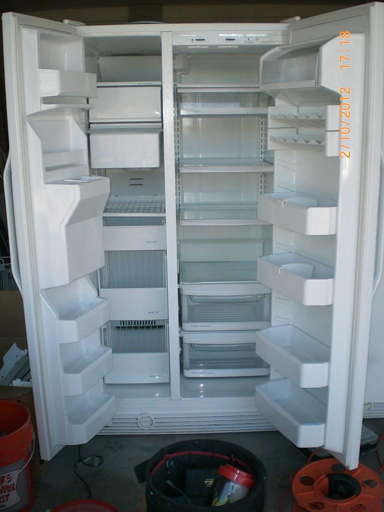 Kitchenaid Superba Side By Side Refrigerator Make