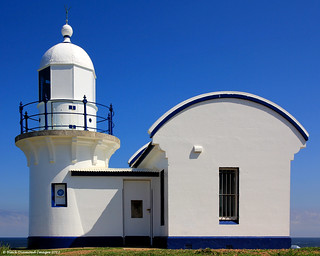 Tacking Point Lighthouse, (Built 1879) Port Macquarie, Mid North Coast, NSW, Australia | by Black Diamond Images