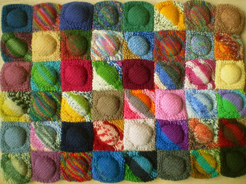 Button Quilt 05 | by Rosemily1