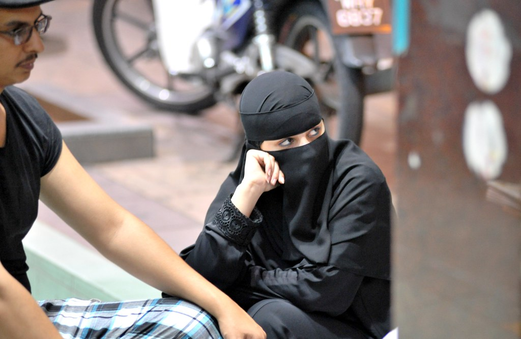 the controversy surrounding the use of the burka in france Europe five years into ban, burqa divide widens in france five years on, some say a ban on facial coverings has only made france's social divide worse.