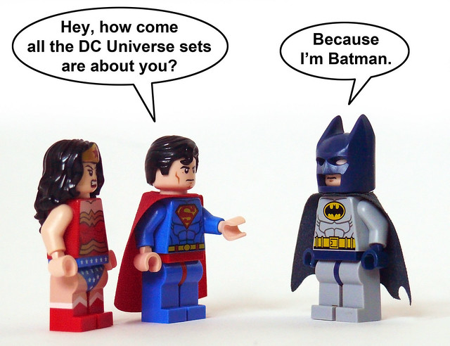 Batman's Answer to Everything | Flickr - Photo Sharing!