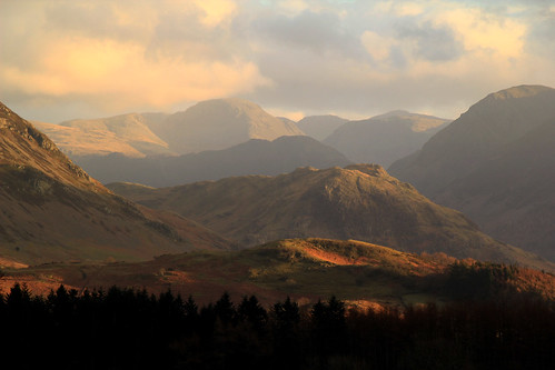 Last Light across the Fells | by lakeslover2010
