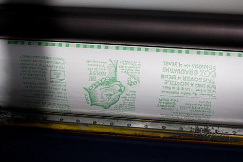 Summit Basecamp: Sketchnote Book Plates on Press | by Mike Rohde