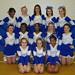 Chester cheerleaders
